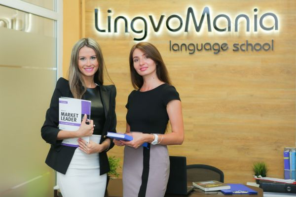 «LingvoMania» - курсы английского языка в Алматы